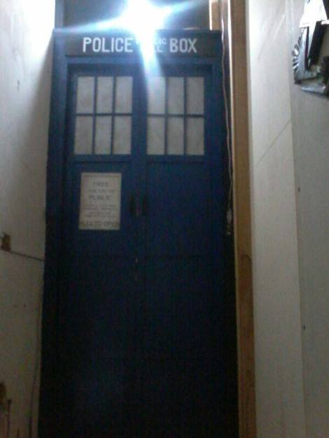 porta doctor who